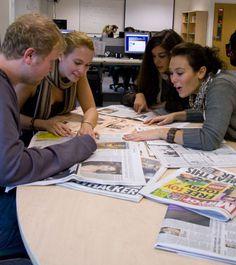 Lectura crítica de los estudios universitarios de Periodismo