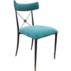 Found it at AllModern - Rider Dining Chair http://www.allmodern.com/deals-and-design-ideas/p/Brand-We-Love%3A-Jonathan-Adler-Rider-Dining-Chair~XJA2097~E23030.html?refid=SBP.rBAZEVXGq_sD1nglsLJ8At1fY-hAlkktsXyfiSZMM40