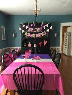Shopkins birthday decor- diy!