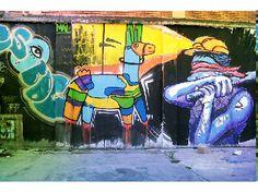 Bogotá Walls | Murales Bogotá