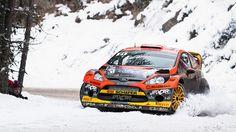 Ford Fiesta RS WRC (Martin PROKOP / Jan TOMANEK) - 83ème Rallye Monte-Carlo WRC 2015