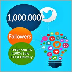 Buy Twitter Followers Retweets Likes - High Quality and Safe Twitter Followers With your Account Safety
