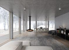 Architektur EFH #architektur #EFH #schweiz #Switzerland #aargau #Einfamilienhaus #Architekturbüro #Studiodati #Innenarchitektur #Beton #Holz #modern #zeitlos Modern, Studio, Furniture, Home Decor, Ideas, Detached House, Switzerland, Interior Designing, Timber Wood