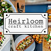Heirloom Craft Kitchen Menu - Indio, CA California Restaurants, Cool Restaurant, Food Humor, Pizza Dough, Drawing For Kids, Food Videos, Kitchen, Crafts, Cucina