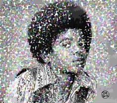 Michael Jackson as a Child | Amazing And Terrific Portraits Of Madonna, Stallone, Al Pacino, Jared Leto, Pharrell Williams And More