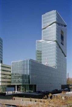 Vinoly Tower (Project development office)