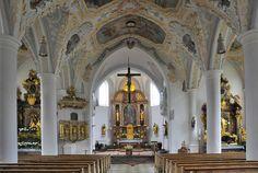 Aschau (Bavaria), Parish
