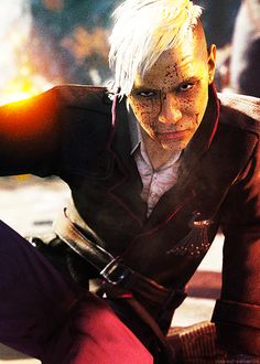 """I hate when things get...out of control."" Pagan Min, Far Cry 4"