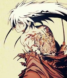 Anime: Nurarihyon no Mago Character: Night Rikuo