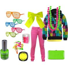 neon clothes for girls | neon clothes for girls - group picture, image by tag - keywordpictures ...