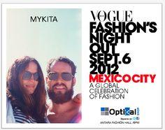Optikal Shop en la FNO 2012 en Antara Fashion Hall