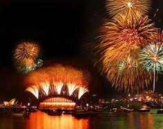 New Years Eve, Sydney Australia
