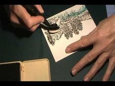 Video tutorial on Stampscapes #stampscapes