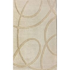 @Overstock.com - nuLOOM Handmade Neutrals and Textures Ribbons Ivory Wool Rug (6' x 9') - This handmade wool area rug features an elegant and fresh design in a vibrant color pallet. This soft and plush area rug was meticulously hand-crafted to create a luxurious boldness and softness under foot.  http://www.overstock.com/Home-Garden/nuLOOM-Handmade-Neutrals-and-Textures-Ribbons-Ivory-Wool-Rug-6-x-9/8283922/product.html?CID=214117 $245.69
