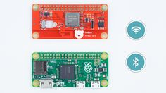 A Wi-Fi 802.11n + Bluetooth 4.1 (Dual Mode) add-on board for any Pi model with the 40 pins GPIO connector including Pi 2, A+ and B+
