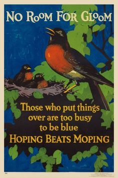 1929 Workplace Motivational Poster 16x20 Opportunity is Knocking Listen