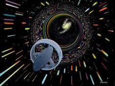 Learn how to build your own wormhole time machine with physicist Paul Halpern. (via NOVA)