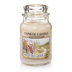 Yankee Candle – Wild Sea Grass Large Jar
