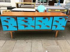 #sideboard #formica #design #crystalpalace #forsale #interiors #homeware by flamingnorauk