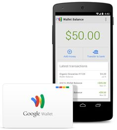 Easily redeem your gift cards and save – Google Wallet