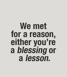 Yes, time to let go of the lessons and make room for blessings