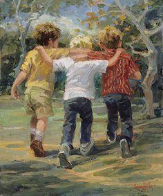 Friendship Fun by Corinne Hartley
