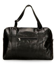 #m0851 | Leather Duffle Bag | www.m0851.com