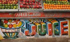Meena Kadri's Collection of Indian Street Graphics: Slideshow: Observatory: Design Observer Painted Signs, Hand Painted, Design Observer, India Street, Indian Cookbook, Folk, Indian Colours, Sign Painting, Truck Art