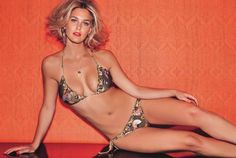 Pin for Later: Bar Refaeli Loves Being in a Bikini, and We Love Her For It