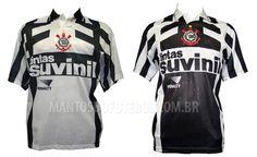 História da camisa do Corinthians