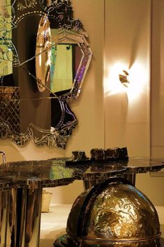 Luxurious lighting complete an interior design in majestic way so be inspired by these Design Ideas 101: Luxury Lighting & Console Tables! www.modernconsoletables.net #modernconsoletables #consoletable #lighting #luxury lighting #designideas #roomideas #i