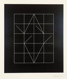 garadinervi — Anthony Hill, Vector Rhythms, 1972