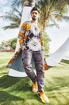 Ranveer Singh  #FASHION #STYLE #SEXY #BOLLYWOOD #INDIA #RanveerSingh Deepika Ranveer, Ranveer Singh, Bollywood Outfits, Bollywood Style, Angrakha Style, Mehendi Outfits, Bollywood Posters, Groom Outfit, Groom Wear