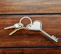 Key to my Heart Key Chain: For that madly in love friend. You know who I'm talking about.