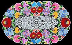 A MAGYARSÁG A MAG NÉPE: A magyar népművészet, népviselet és a szakrális geometria - Hungarian folk art, Kalocsa embrodiery, sacred geometry