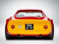 1965 Iso Rivolta Daytona 3