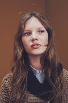 See+By+Chloé's+F/W+15+Girl+Is+a+Wes+Anderson+Dream+via+@WhoWhatWear