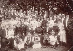 Famlientag Pickhardt & Siebert 1909