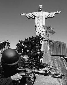 BOPE Rio de Janeir If you are not breaking the law, you have nothing to worry about.