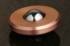Plier Saturn 3 Copper Spinning Top - Massdrop