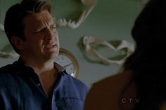 """No, we're Rickate. No, we're Kat-ick. Caskett...Oh! That's good! With the whole murder thing...""  so.much.like."