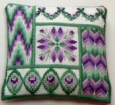Pierrette's Stitching Gallery