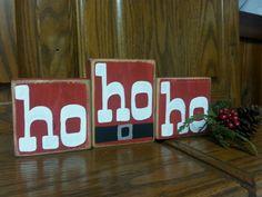 ho ho ho blocks