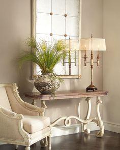 John-Richard Collection Zella Sofa Table