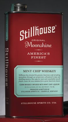 """We conceived a new identity and packaging for Stillhouse Spirits Company's 100 percent clear corn whiskey and extended line of whiskeys infu..."