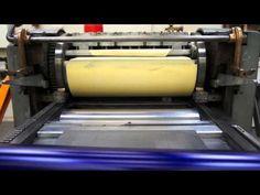 Learning how to Print Letterpress (Kelsey Press, Vandercook, & Showcard) - YouTube