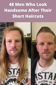 When it comes to hair and cool new styles and trends, you probably think of women. Most people do. But men care about their appearance as well. As you'll discover, a lot of them are willing to try something different. And most of the time, the results are amazing. See for yourself with these 48 photos.