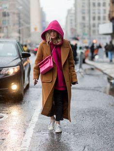 100 модных новинок  Уличная мода 2018 года - основные тенденции Осенние  Уличные Стили 169e746e01b