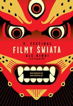 Polish film festival posters