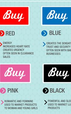 Why Is Facebook Blue? The Science Behind Colors In Marketing | Fast Company | Business + Innovation